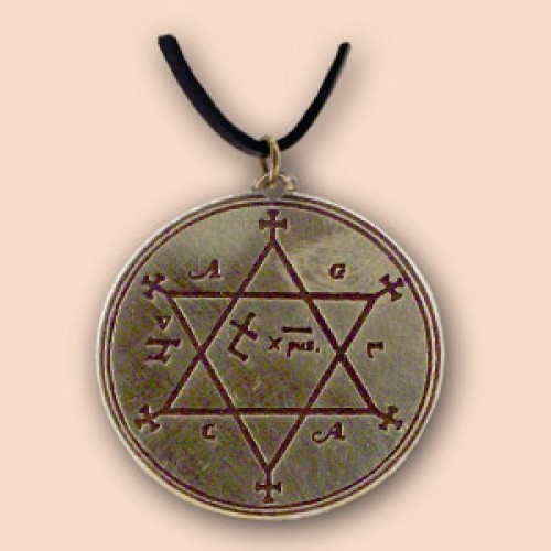 (14) Magični heksagram