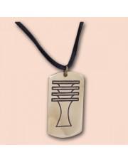 (25) Egipatski simbol lestvi (Ozirisova kičma ili osa sveta)