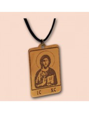 Ikonica Isus Hristos - ogrlica