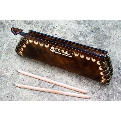 Pletena peronica - Futrola za olovke - Antilop
