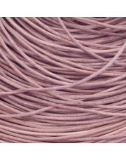 Kožna traka okruglog prečnika prirodna boja kože 2mm - 5 m/pak