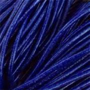 Kožna traka okruglog prečnika tamno plava 2mm - 5 m/pak