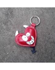 Zločesto Srce privesak za ključeve