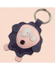 Plava ovca privesak za ključeve