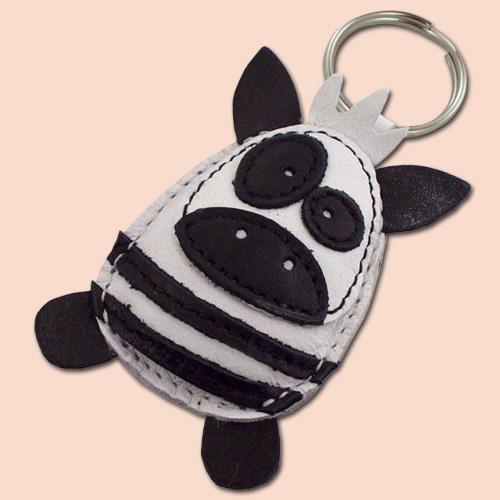 Zebra privesak za ključeve