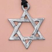 Livena Ogrlica Solomonov Pečat (Davidova Zvezda)