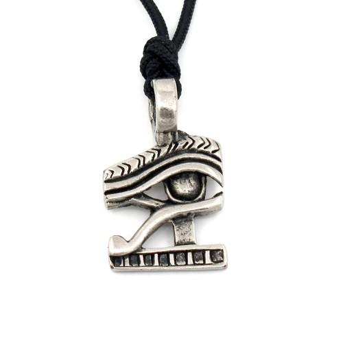 Horusovo oko livena ogrlica