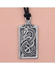 Livena Ogrlica Keltski simbol zmije
