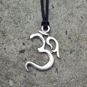 OM - Mantra među mantrama livena ogrlica