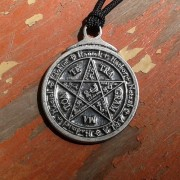 Solomonov pentagram Livena Ogrlica