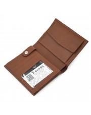 Muški kožni novčanik - Model 153 Svetlo Braon