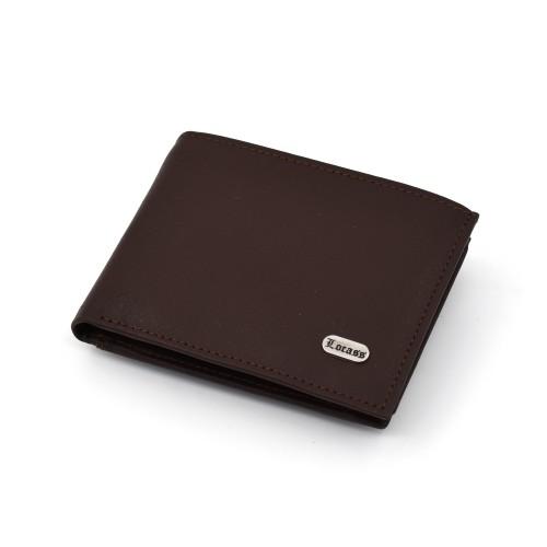Muški kožni novčanik - Model 129 Čokoladne boje
