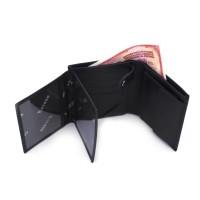 Muški kožni novčanik - Model 153 Teget
