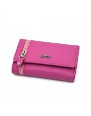 Ženski kožni novčanik - Model 236 Roze