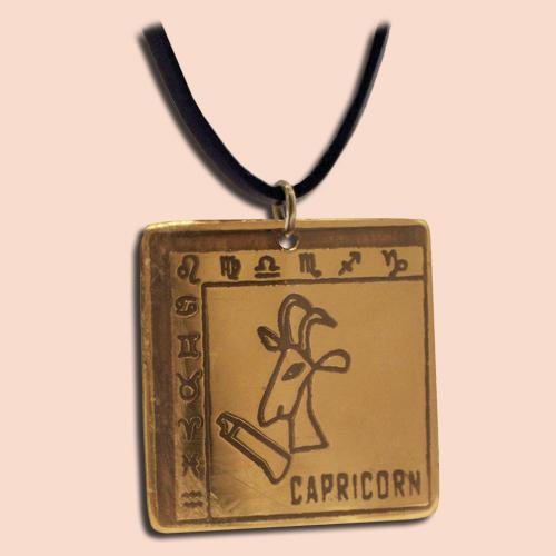 Medaljon Jarac Kvadratni