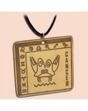 Medaljon Rak Kvadratni