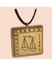 Medaljon Vaga Kvadratni