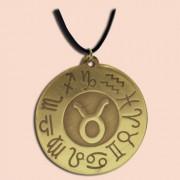 Medaljon sa simbolom Bika