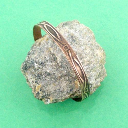 Narukvica od bakra 024 (7 mm)