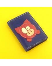 Novčanik za kreditne kartice sa 4 džepa sa prasetom
