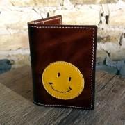 Novčanik za kreditne kartice sa 4 džepa sa smajlijem