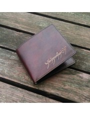 Personalizovani muški kožni novčanik